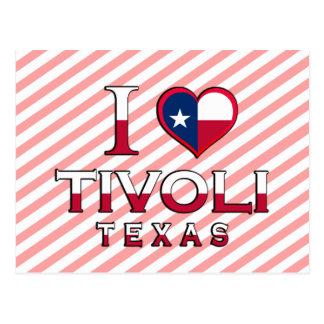 Tivoli, Texas Postcard
