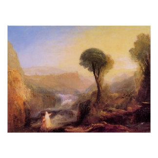 Tivoli - Tobias and the Engel by Joseph Turner Poster