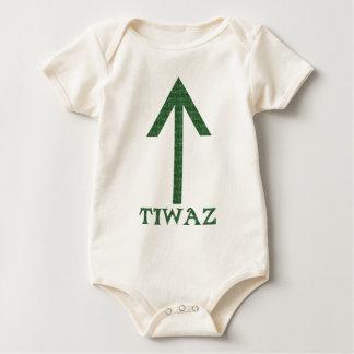 Tiwaz Baby Bodysuit