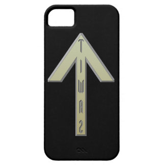 Tiwaz Rune gold iPhone SE/5/5s Case