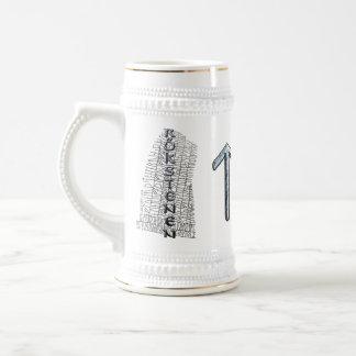 Tiwaz rune mug god of justice