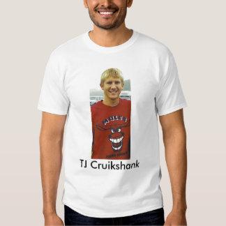 TJ Cruikshank T-shirt