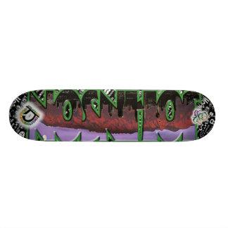 TJ Custom Skate Deck