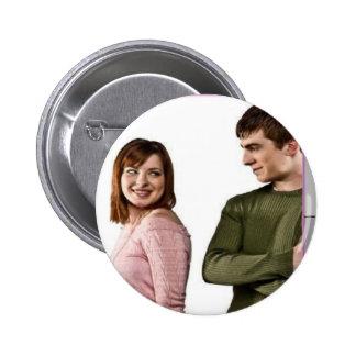 TJ y botón de Sophie Pin