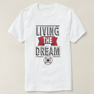 TJG Living the Dream 2.0 T-Shirt