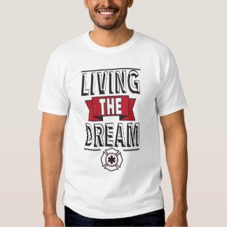 TJG Living the Dream 2 T Shirt