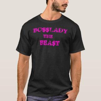 TJKS BO$$LADY, THE, BEA$T T-Shirt
