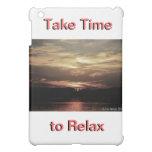 "TJL: ""Take Time"" ipad cover"