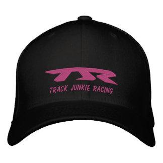 TJR Caps Hot Pink Stich for the Ladies Cap