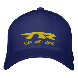 TJR Caps Yellow Stich Embroidered Hat