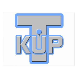 TK Logo Post Card