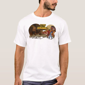 TKD001 WHITE T-Shirt