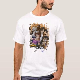 TKD002 WHITE T-Shirt