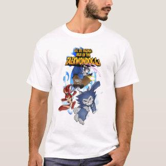 TKD003 WHITE T-Shirt