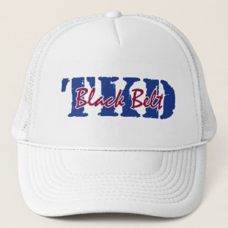 TKD Black Belt Trucker Hat
