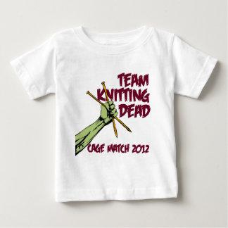 TKD Cage Match 2012 Baby T-Shirt