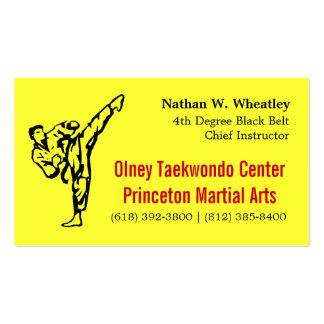 TKD card Double-Sided Standard Business Cards (Pack Of 100)