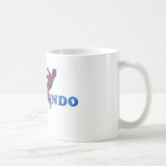tkd coffee mug