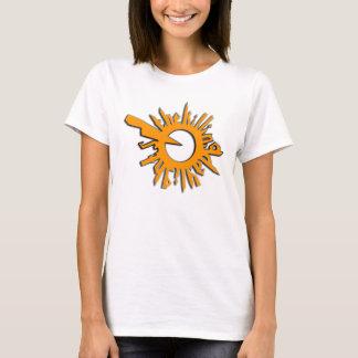 TKD Jagged Sun Logo T-Shirt