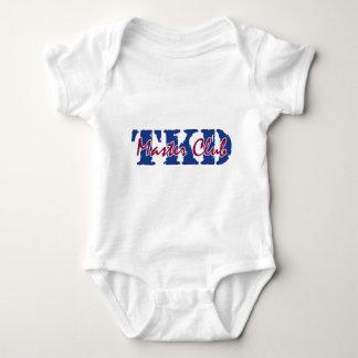 TKD - Master Club Baby Bodysuit