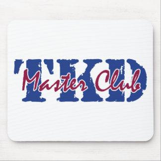 TKD - Master Club Mouse Pad