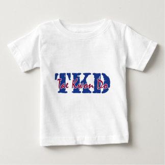 TKD Tae Kwon Do Baby T-Shirt