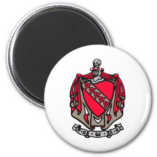 TKE Coat of Arms Magnet
