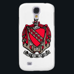 "TKE Coat of Arms Samsung S4 Case<br><div class=""desc"">Tau Kappa Epsilon</div>"