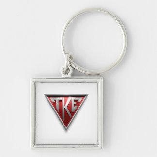 TKE Triangle Keychain