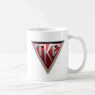 TKE Triangle Mugs