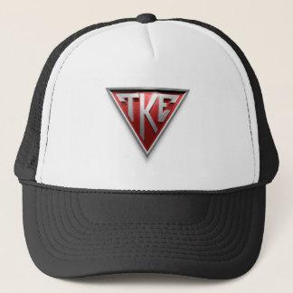 TKE Triangle Trucker Hat