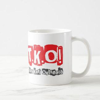 TKO - Viejo estilo punky Tazas De Café