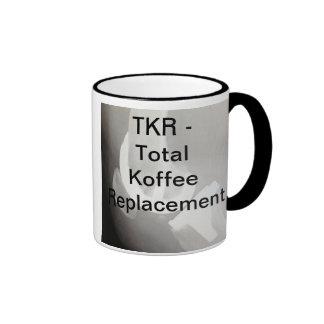 TKR - Reemplazo total de Koffee Tazas De Café