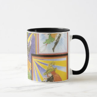 TKW Logo Strip Mug
