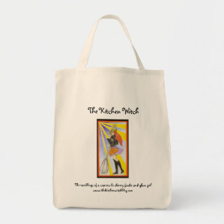 TKW Original Logo Grocery Bag