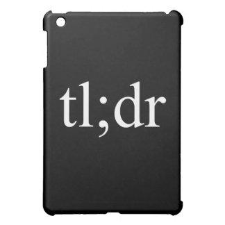 TL; Dr