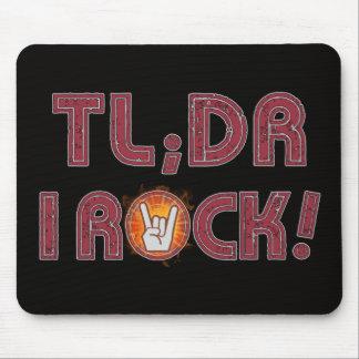 TL;DR I Rock! Mouse Pad