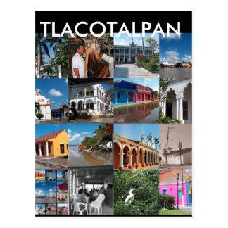 , TLACOTALPAN POSTCARD