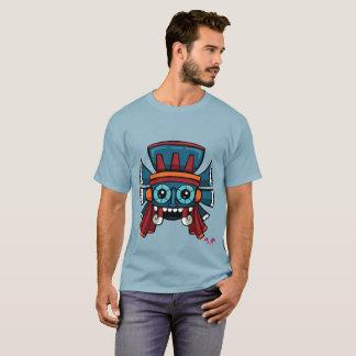 Tlaloc Aztec God t-shirt