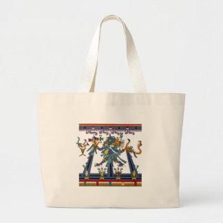 Tlaloc Canvas Bag