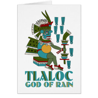 Tlaloc Card
