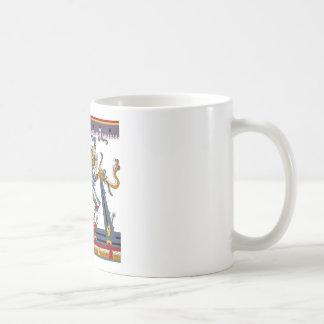 Tlaloc Coffee Mug