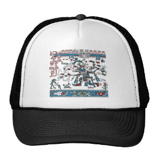 Tlaloc Trucker Hat
