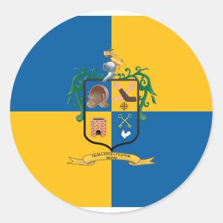 Tlaquepaque, Mexico Classic Round Sticker
