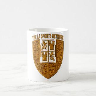 TLASN Gold Shield Logo #3a Coffee Mug