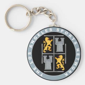 TLASN Official Logo #2 Keychain