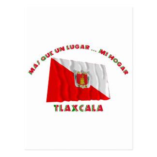 Tlaxcala - Más Que un Lugar ... Mi Hogar Postcard