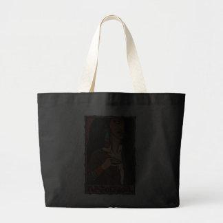 Tlazolteotl Jumbo Tote Bag