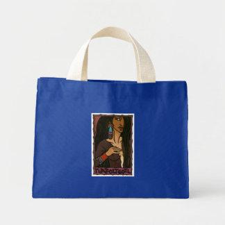 Tlazolteotl Tiny Tote Bag