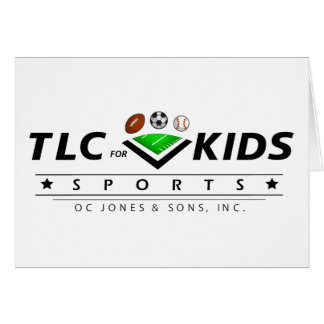 TLC For Kids Greeting Card